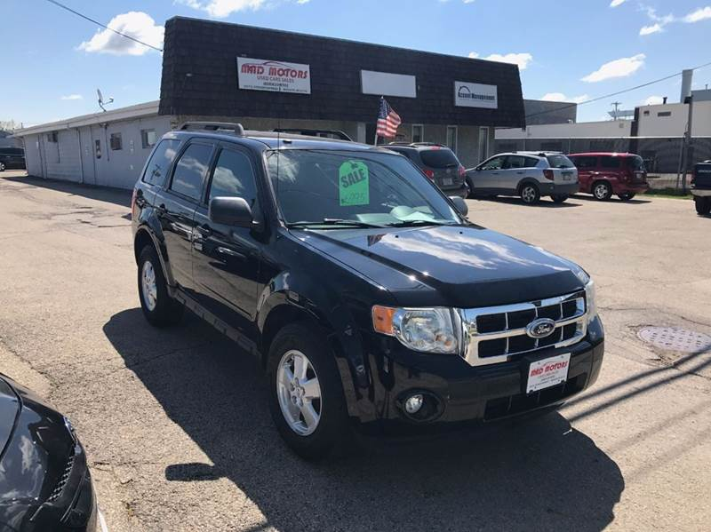 2010 Ford Escape AWD XLT 4dr SUV - Madison WI