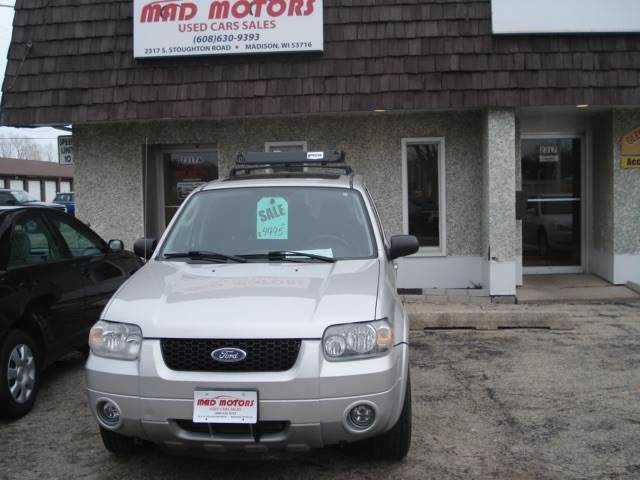 2005 Ford Escape Awd Limited 4dr Suv In Madison Wi Mad
