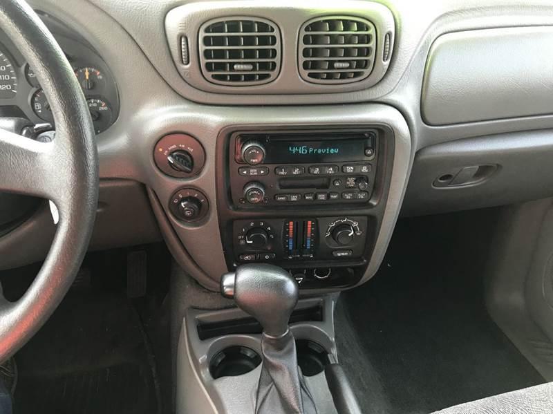 2004 Chevrolet TrailBlazer LS 4WD 4dr SUV - Madison WI