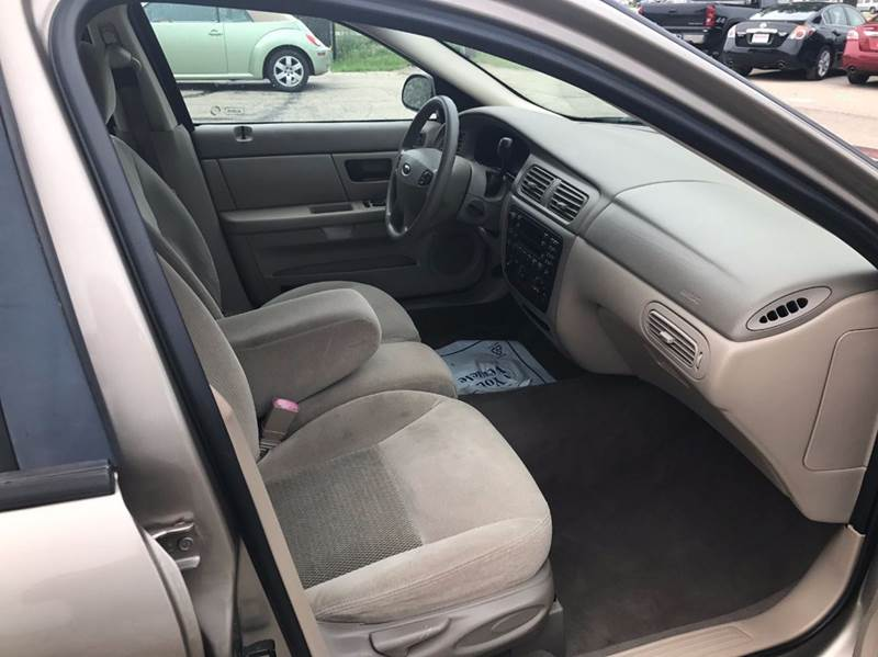 2003 Ford Taurus SES 4dr Sedan - Madison WI