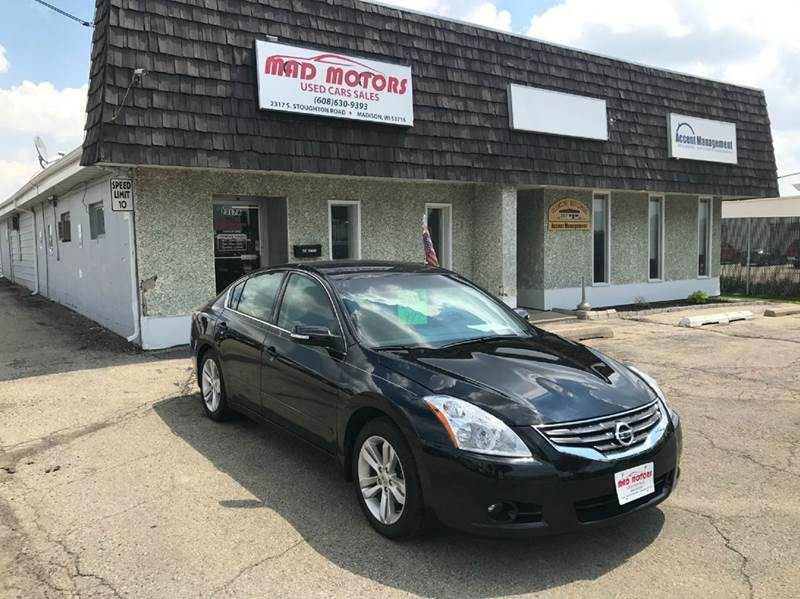 2012 Nissan Altima 3.5 SR 4dr Sedan - Madison WI