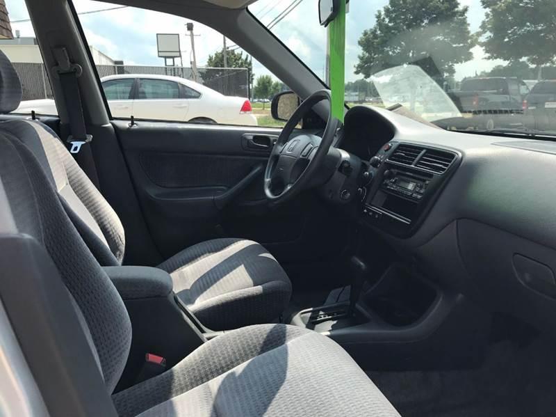 1999 Honda Civic VP 4dr Sedan - Madison WI