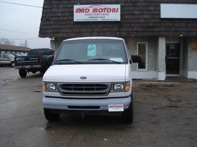 2001 Ford E Series Cargo E 250 3dr Cargo Van In Madison Wi