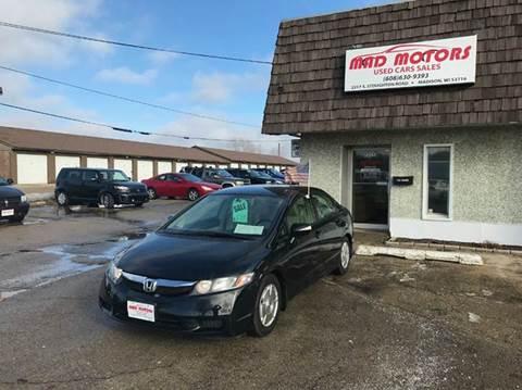 Mad Motors Used Cars Madison Wi Dealer