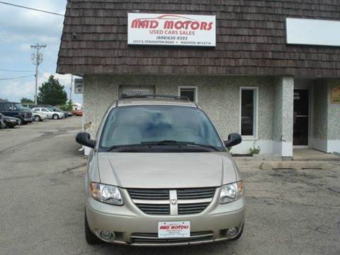 2005 Dodge Grand Caravan for sale in Madison, WI