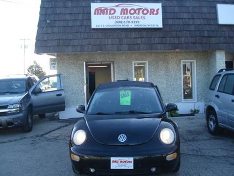 2001 Volkswagen New Beetle for sale in Madison, WI