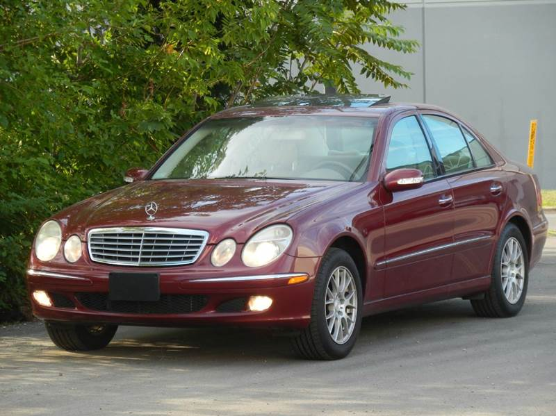 Mercedes benz for sale in melrose park il for 2005 mercedes benz e320 for sale