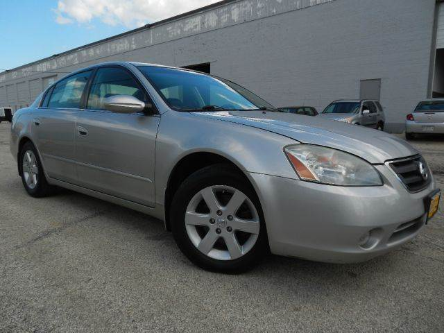 Used 2003 Nissan Altima 2 5 Sl 4dr In Melrose Park Il At
