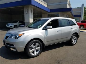 2013 acura mdx for sale atlantic highlands nj. Black Bedroom Furniture Sets. Home Design Ideas