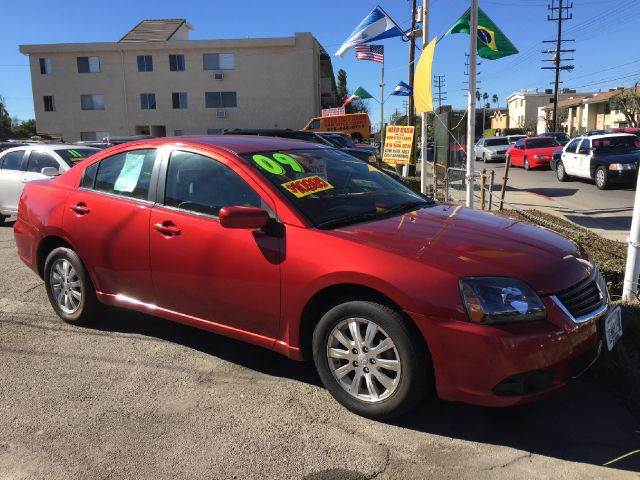 2009 MITSUBISHI GALANT SPORT EDITION 4DR SEDAN we have thousand of satisfied customer with rates