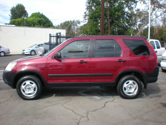 2003 HONDA CR-V LX 4DR SUV red cassette clock cruise control exterior entry lights exterior mi