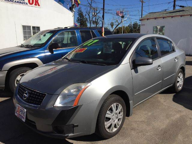 2007 NISSAN SENTRA 20 SL 4DR SEDAN 2L I4 CVT we have thousand of satisfied customer with rates