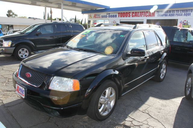2005 FORD FREESTYLE LIMITED AWD black 4wdawdabs brakesair conditioningalloy wheelsamfm radio