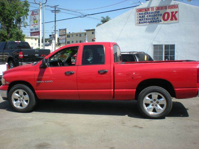 2004 DODGE RAM PICKUP 1500 SLT 4DR QUAD CAB RWD SB red we have thousand of satisfied customer wi