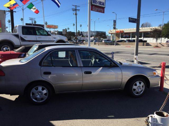 2001 TOYOTA COROLLA CE 4DR SEDAN we have thousand of satisfied customer with rates starting as lo