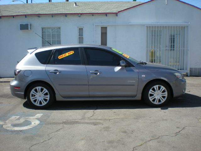 2005 MAZDA MAZDA3 S 4DR WAGON grey 17 inch wheels alloy wheels center console - front console wi