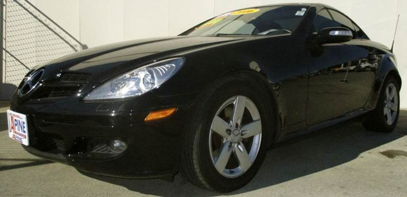 2006 mercedes benz slk slk 280 2dr convertible in van nuys for Mercedes benz dealer van nuys