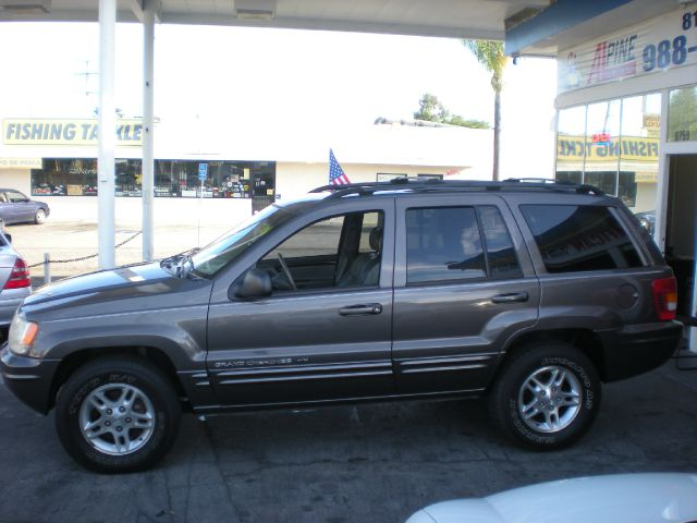 2000 JEEP GRAND CHEROKEE LIMITED 2WD charcoal abs - 4-wheel cruise control exterior mirrors - po