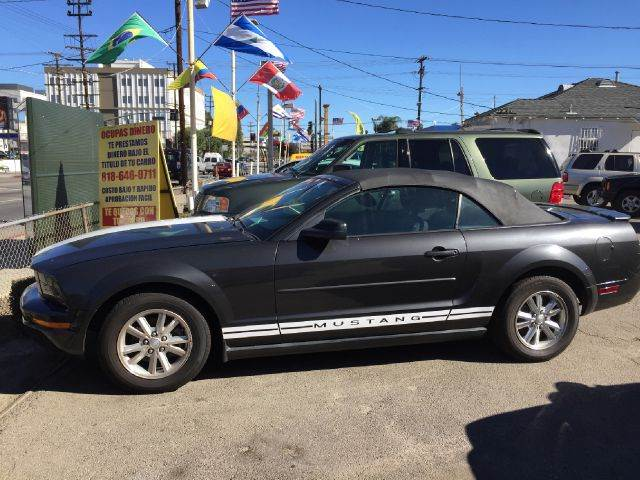 2008 FORD MUSTANG V6 PREMIUM CONVERTIBLE we have thousand of satisfied customer with rates starti