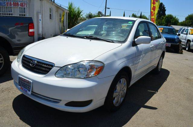 2007 TOYOTA COROLLA S 4DR SEDAN 18L I4 5M white 2-stage unlocking air filtration antenna typ