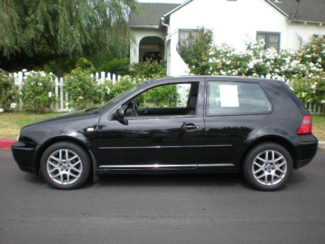 2002 VOLKSWAGEN GTI 18T 2DR HATCHBACK black 16 inch wheels abs - 4-wheel alloy wheels anti-the