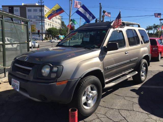 2003 NISSAN XTERRA XE-V6 4DR SUV we have thousand of satisfied customer with rates starting as lo
