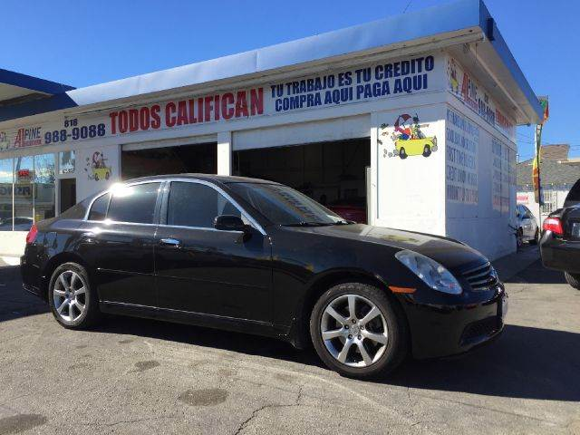 2004 INFINITI G35 BASE RWD 2DR COUPE WLEATHER we have thousand of satisfied customer with rates