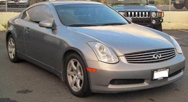 2006 INFINITI G35 BASE 4DR SEDAN 35L V6 6M we have thousand of satisfied customer with rates s