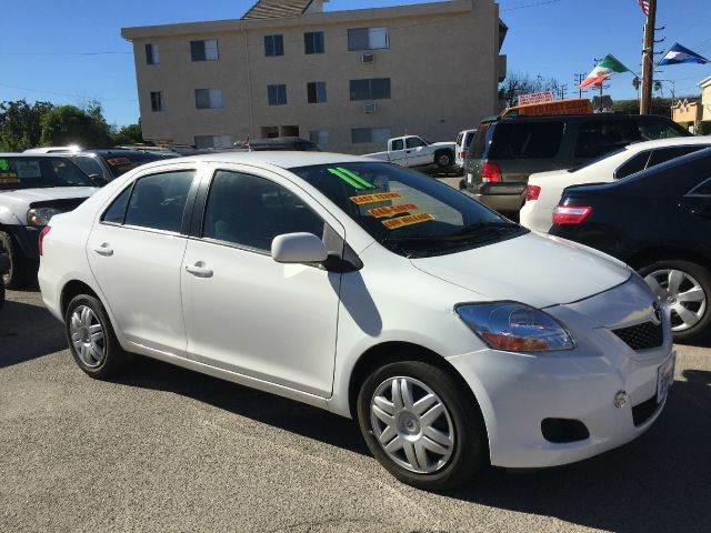 2011 TOYOTA YARIS BASE 4DR SEDAN 4A we have thousand of satisfied customer with rates starting as