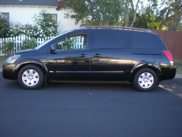 2006 NISSAN QUEST 35 S SPECIAL EDITION 4DR MINIVA black 16 inch wheels abs - 4-wheel active hea