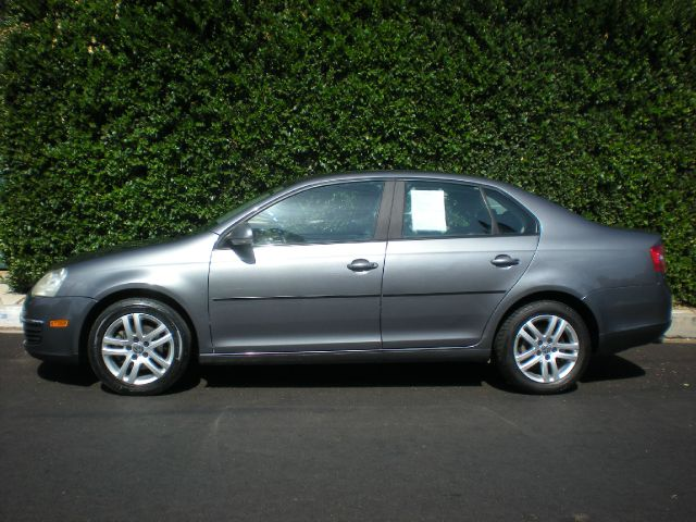 2007 VOLKSWAGEN JETTA BASE PZEV 4DR SEDAN 25L I5 6A charcoal 2-stage unlocking - remote abs -