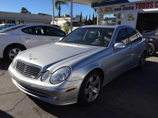 2003 MERCEDES-BENZ E-CLASS E500 4DR SEDAN we have thousand of satisfied customer with rates start