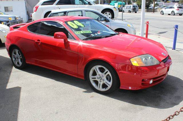 2004 HYUNDAI TIBURON GT V6 SPECIAL EDITION 2DR COUPE red we have thousand of satisfied customer
