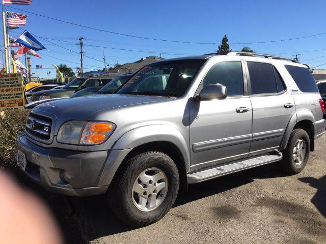 2002 TOYOTA SEQUOIA LIMITED 2WD 4DR SUV we have thousand of satisfied customer with rates startin