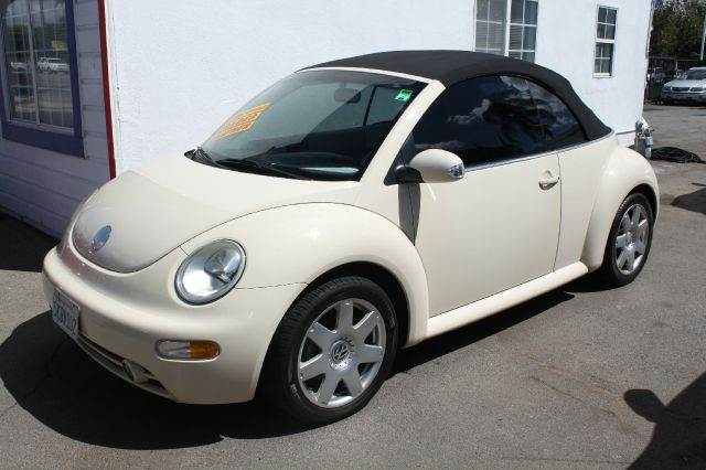 2003 VOLKSWAGEN NEW BEETLE GLS 2DR CONVERTIBLE beige we have thousand of satisfied customer with