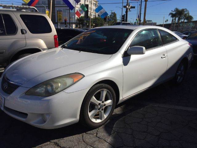 2004 TOYOTA CAMRY SOLARA SE SPORT V6 2DR COUPE we have thousand of satisfied customer with rates