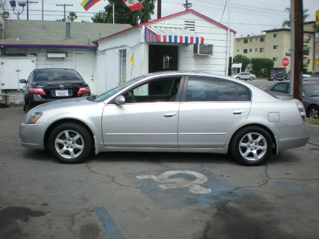 2006 NISSAN ALTIMA 25 S 4DR SEDAN 25L I4 4A silver air filtration anti-theft system - engine