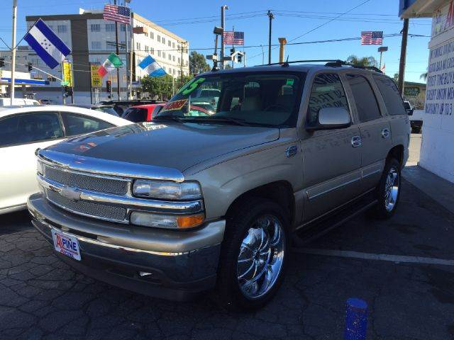 2005 CHEVROLET TAHOE Z71 4DR SUV we have thousand of satisfied customer with rates starting as lo