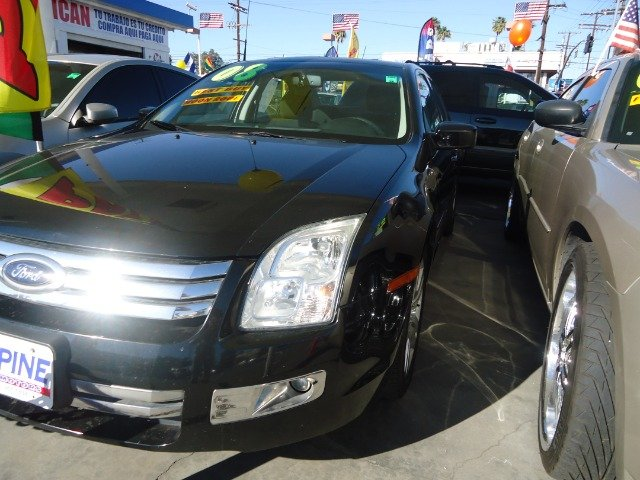 2008 FORD FUSION V6 SEL black abs brakesair conditioningalloy wheelsamfm radioanti-brake syst