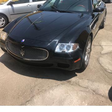 2007 Maserati Quattroporte for sale in Van Nuys, CA