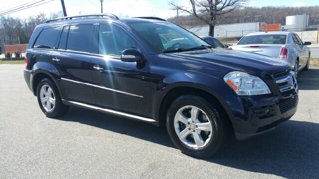 2008 mercedes benz gl class awd gl 320 cdi 4matic 4dr suv for Greensboro mercedes benz