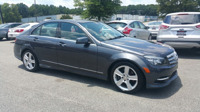 2011 mercedes benz c class c300 luxury 4matic awd 4dr for Greensboro mercedes benz