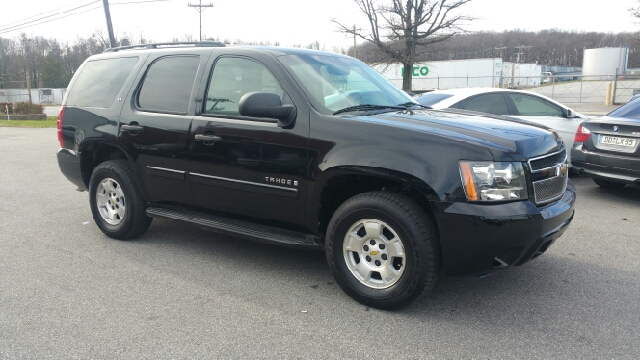 2009 chevrolet tahoe 4x2 ls 4dr suv in greensboro nc trd. Black Bedroom Furniture Sets. Home Design Ideas