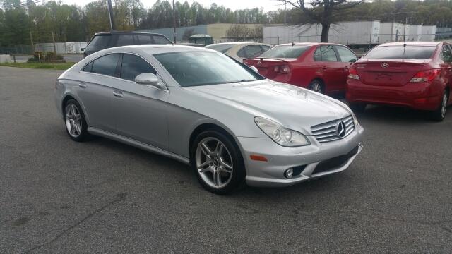 2006 mercedes benz cls cls500 4dr sedan in greensboro nc for Mercedes benz of greensboro greensboro nc