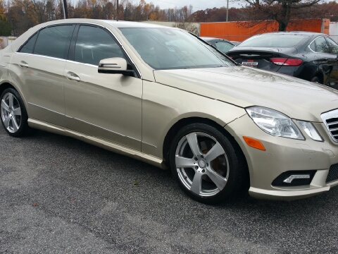 Mercedes benz e class for sale greensboro nc for Low cost mercedes benz