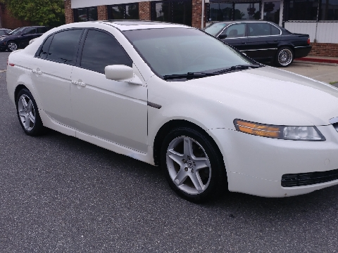 Acura TL For Sale In Collierville TN Carsforsalecom - Acura tl 08 for sale