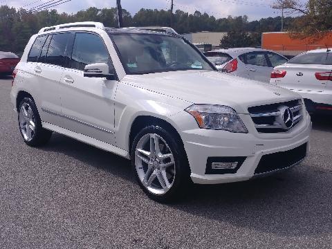 2011 Mercedes-Benz GLK for sale in Greensboro, NC