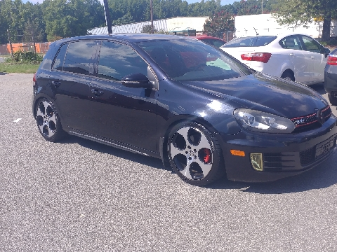 2011 Volkswagen GTI for sale in Greensboro, NC