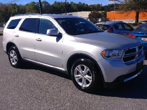 2012 Dodge Durango for sale in Greensboro, NC