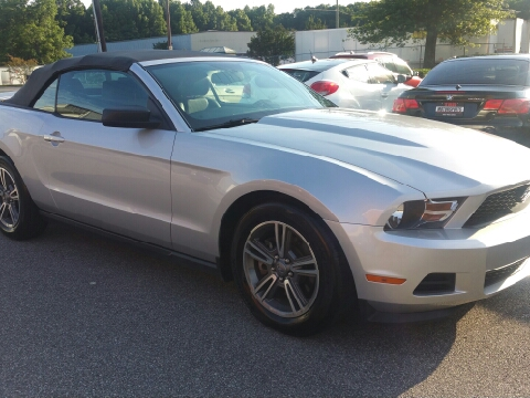 2012 Ford Mustang for sale in Greensboro, NC